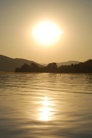 The Lake at Udaipur