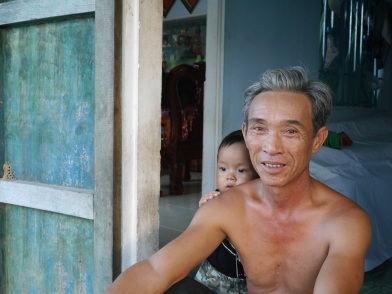 Family life near Hoi An