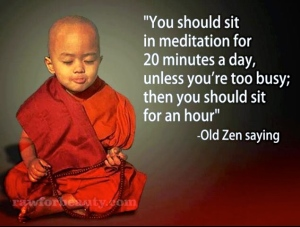 How Long to Meditate For
