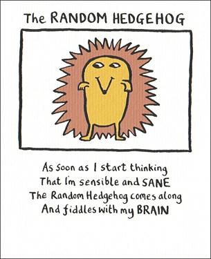 Crazy Hedgehog