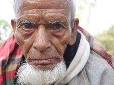 A village grandfather