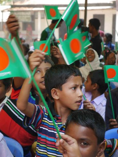 The future of Bangladesh