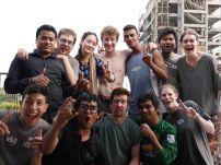 ICS Team, volunteers, ICSE, VSO